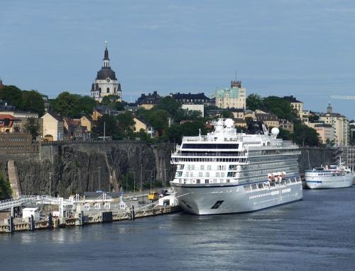 Firmowy wyjazd sportowo-turystyczny do stolicy Szwecji