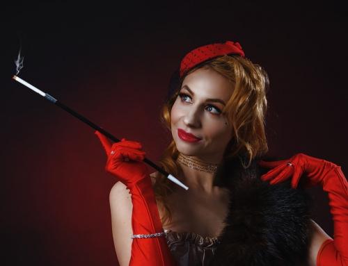 Impreza tematyczna – Moulin Rouge
