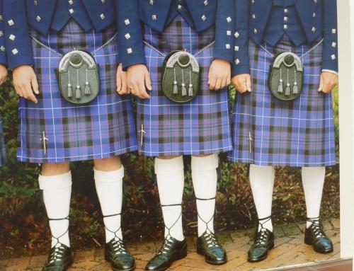 Impreza w stylu szkockim