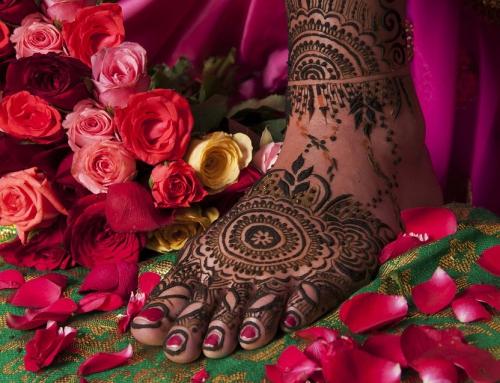 Wynajem dekoracji w stylu Bollywood