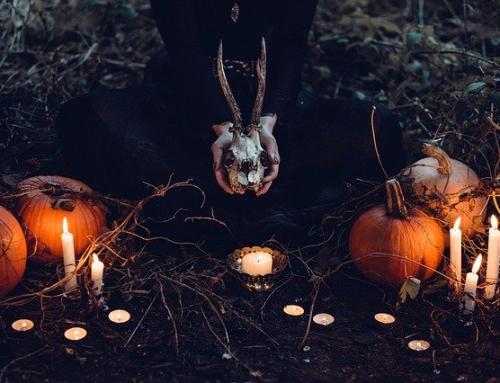 Firmowe Halloween – impreza w mrocznym klimacie