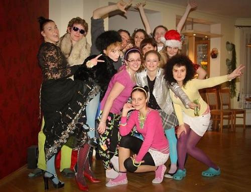 Kicz-party – impreza tematyczna