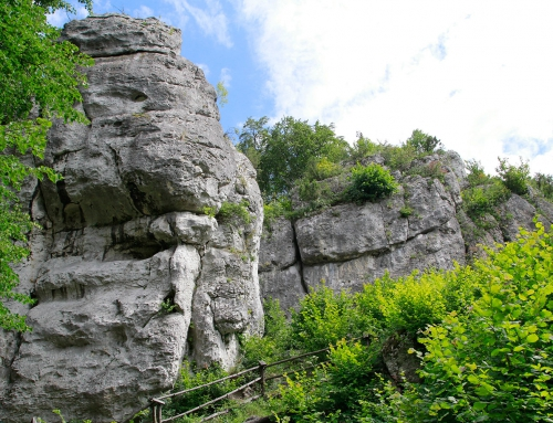 Podlesice magią skałek zaczarują integrację