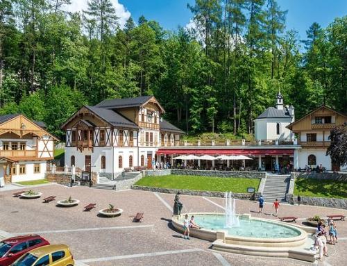 Sposób na wyjątkowy event w Szczawnicy
