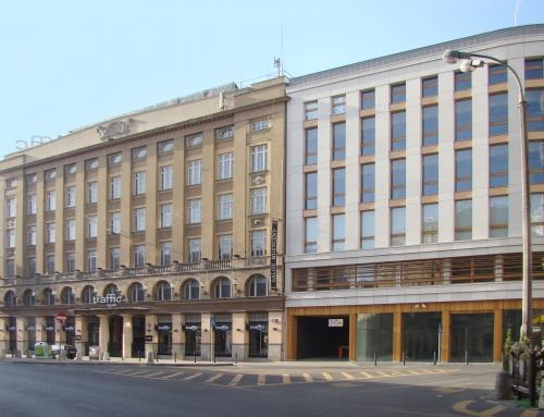 Organizacja konferencji w Domu Towarowym Braci Jabłkowskich w Warszawie