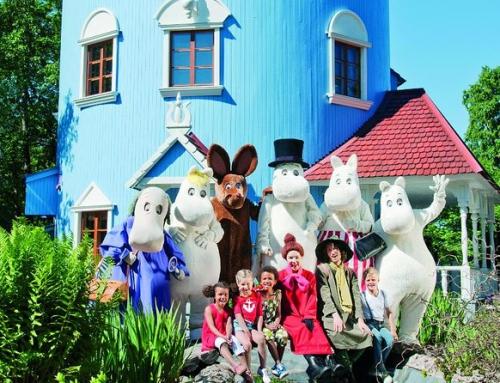 Impreza dla dzieci z Muminkami w Katowicach
