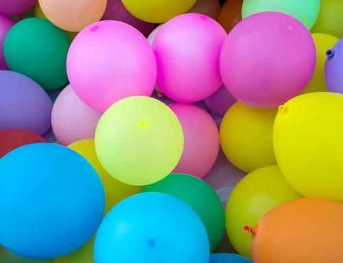 Wynajem sprzętu do balonów