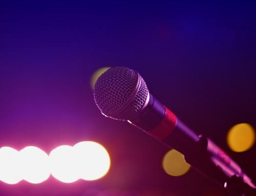 Impreza karaoke w plenerze