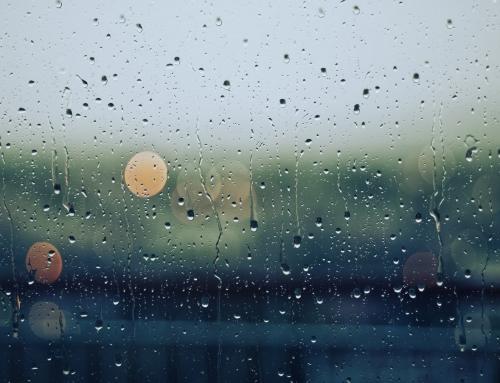 Deszcz – główny temat imprezy