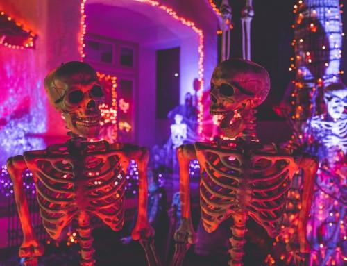Impreza firmowa w Halloween