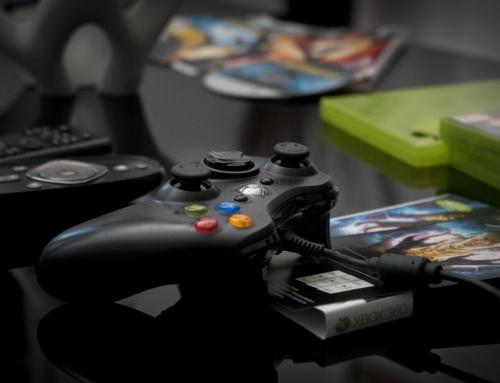 Strefa gracza i konsole na event