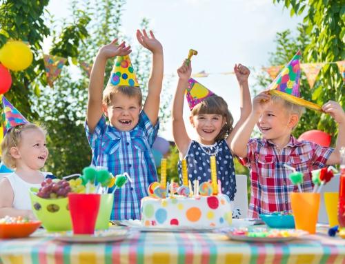 Interaktywna impreza dla dzieci – co jest niezbędne?