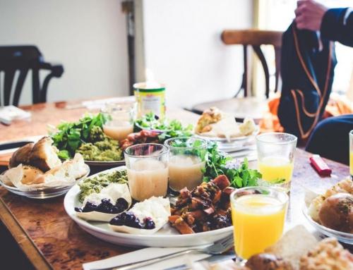 Warsztaty kulinarne na evencie z aranżacji wnętrz