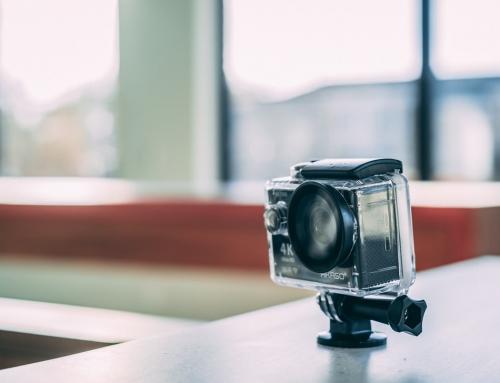 Kamera GoPro na event