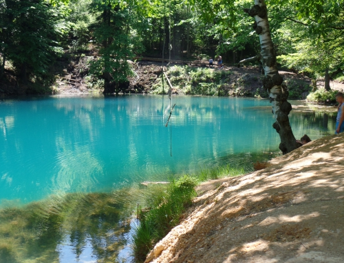 Szkolenie biznesowe nad kolorowymi jeziorami w Rudawie Janowickiej