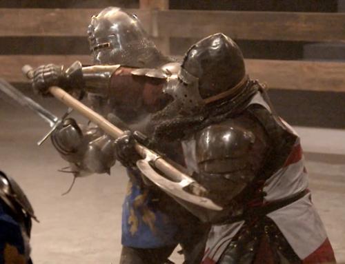 Walka rycerska czy pojedynek kowbojów – co wybrać na imprezę plenerową?