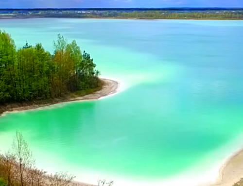 Zaplanuj szkolenie biznesowe i odpoczynek nad Lazurowym Jeziorem