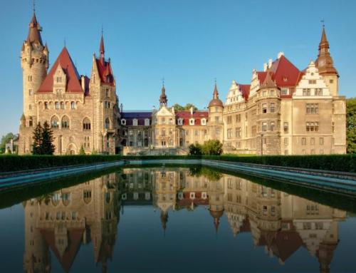 Zamek w Mosznej – idealne miejsce do integracji zespołu