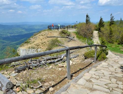 Aktywny wypoczynek u stóp Babiej Góry