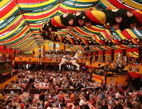 Profesjonalne namioty eventowe do wynajęcia