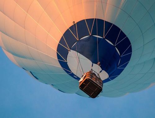 Lot balonem niesamowitą atrakcją dla każdego