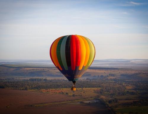 Doświadcz cudownego lotu balonem
