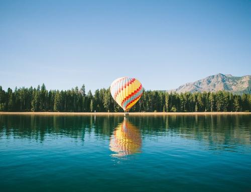 Wyjątkowy event z latającym balonem
