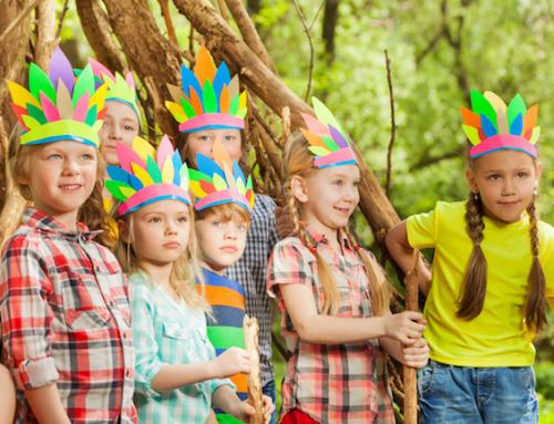 Impreza w stylu indiańskim – Pocahontas zaprasza Was do swojego świata