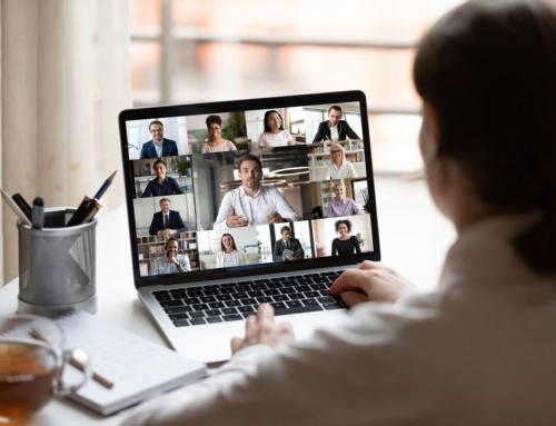 Konferencja online – jak rozmawiać w sieci?