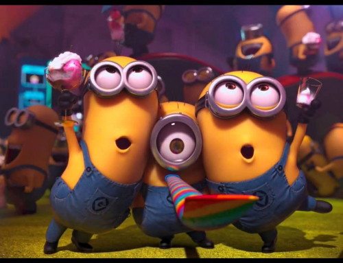 Impreza w stylu Minionków – uczyńmy świat żółtym!