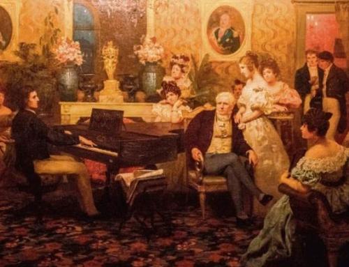 Chopin Salon, czyli integracja firmowa w kulturalnym wydaniu