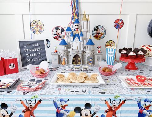 Impreza w stylu Disneya