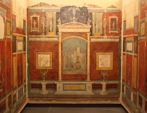 Dekoracje w stylu starożytnego Rzymu