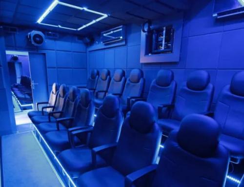 Wynajem ruchomego kina 5D