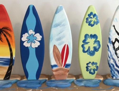 Surfing, czyli wszędzie deski i fale