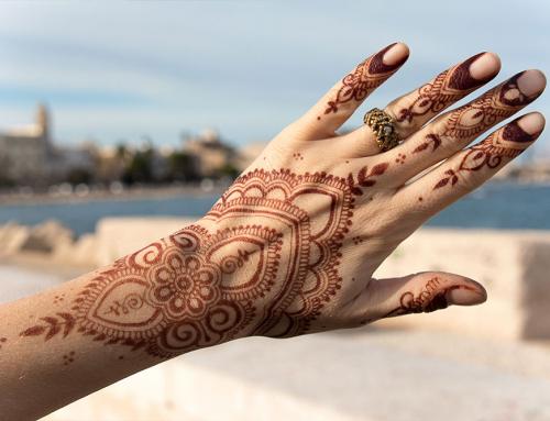 Tatuażysta – czyli henna na evencie dla każdego